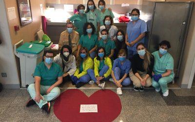 Nuestros equipos han vuelto a demostrar su vocación de servicio en los hoteles – hospitales acondicionados para los enfermos de COVID